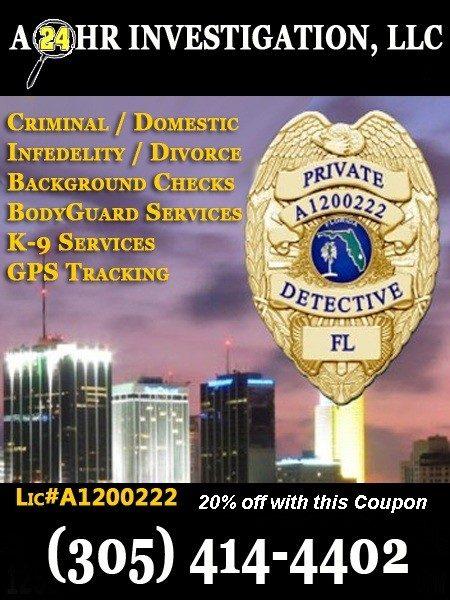 A 24 HR Investigation, LLC