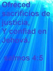Salmos 4:5