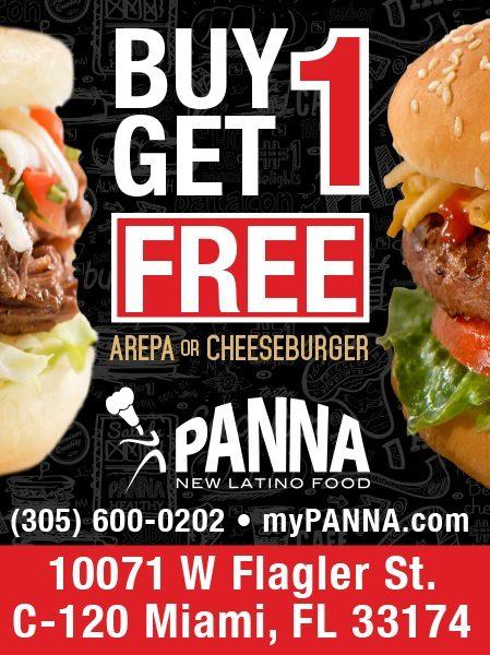 PANNA NEW LATINO FOOD