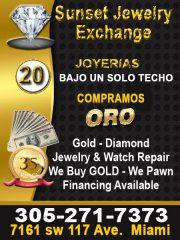 Sunset Jewelry Exchange