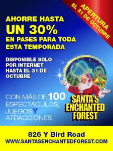 Santa's Enchanted Forest es