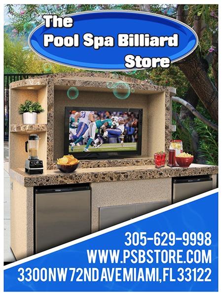 The Pool Spa Billiard Store