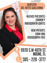 Dentist Dr. Ivette Guillermo