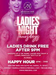 Martini Bar Doral