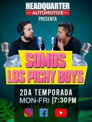 LOS PICHY BOYS
