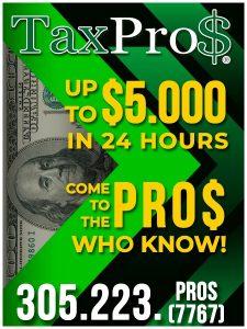 Tax Pro$