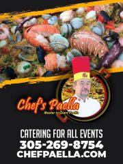 Chefs Paella